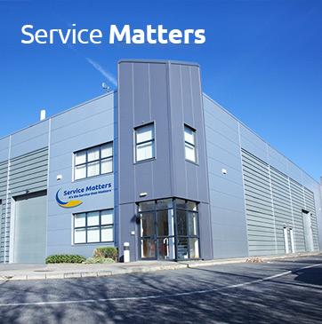 Service Matters Building