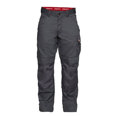 Combat work trousers in grey