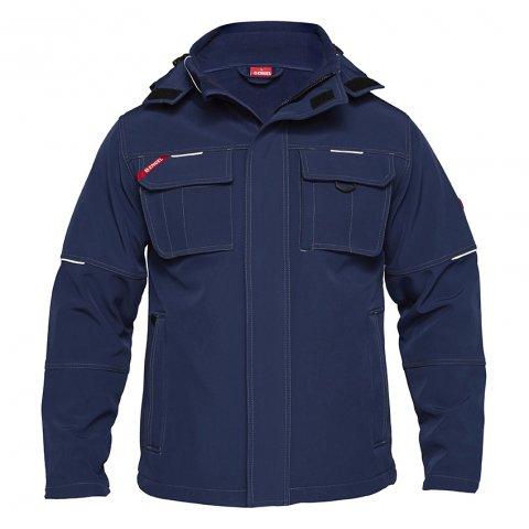 Combat Softshell Jacket Navy