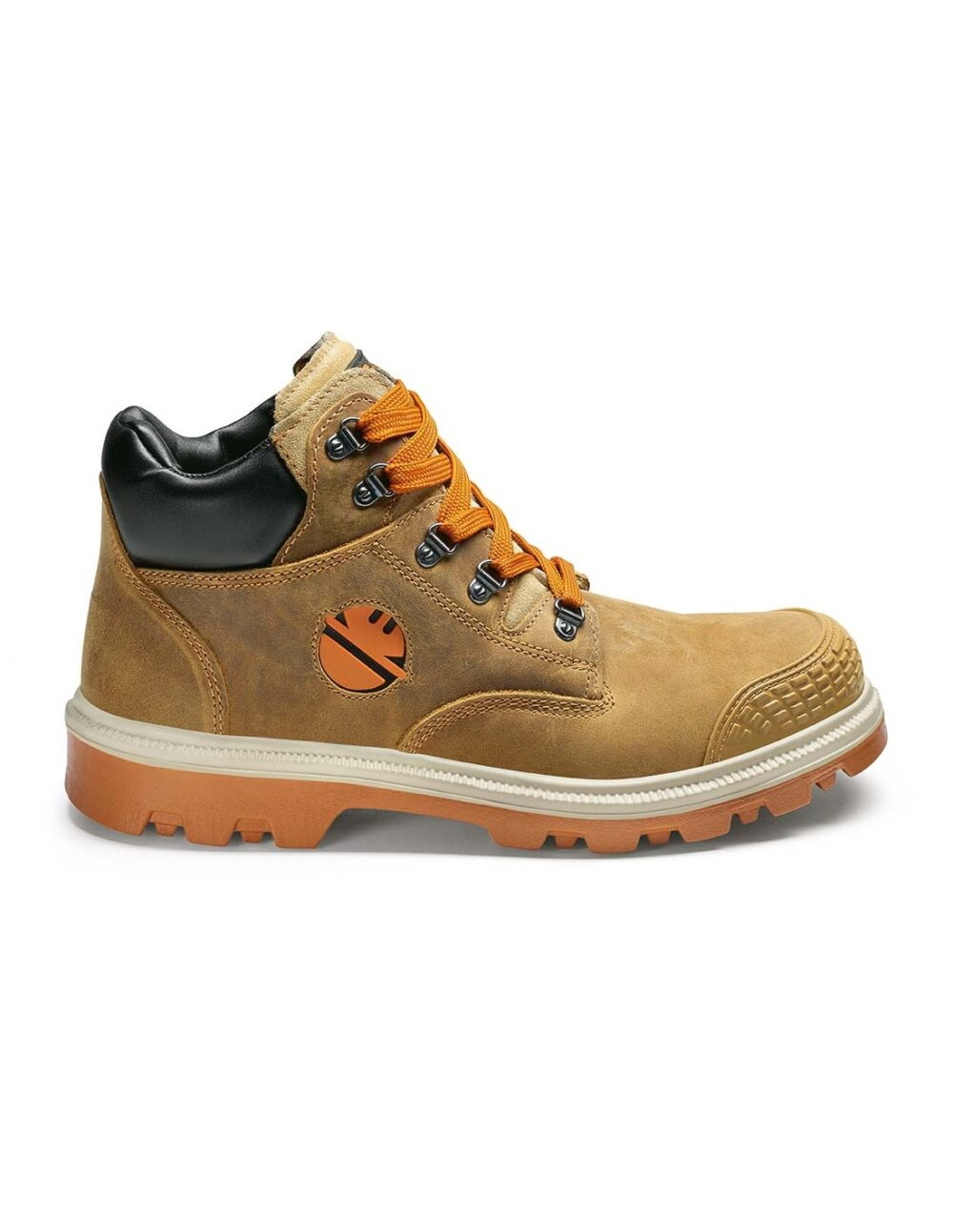 Durable digger safety boot for work
