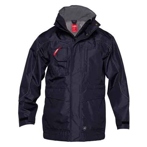 Pilot Shell Jacket with FE-TEX Membranes