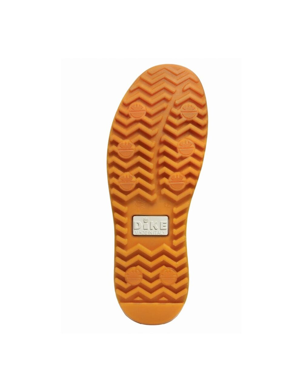 Dikes safety shoe range with non-slip sole.
