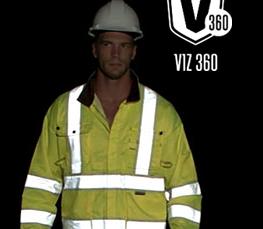 Viz 360 workwear
